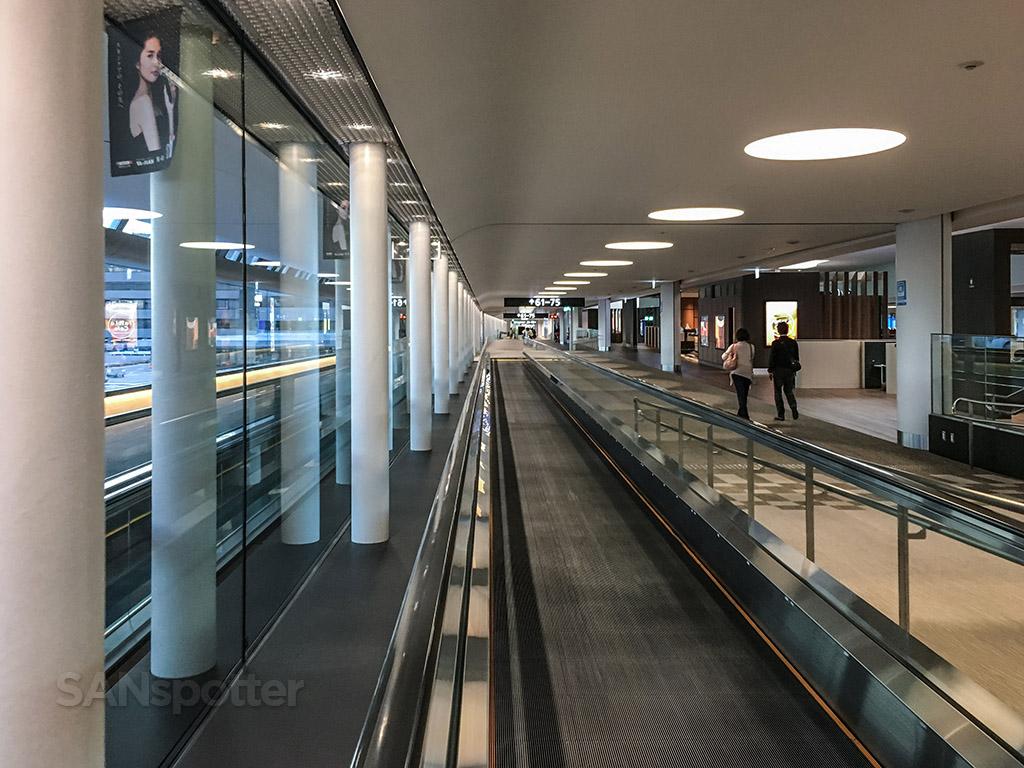 NRT main terminal