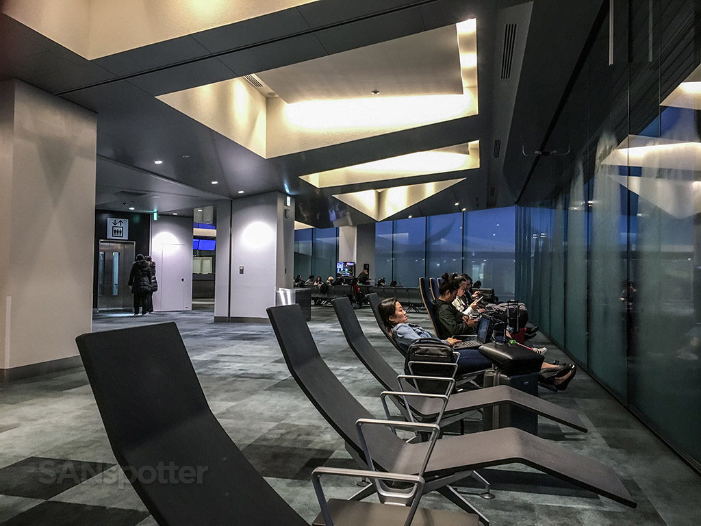 Narita Airport interior design