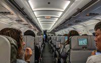 JetBlue A320 economy class interior