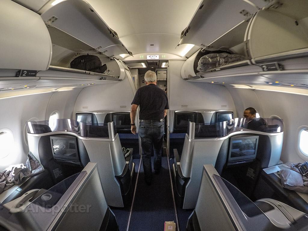 JetBlue Mint cabin pic