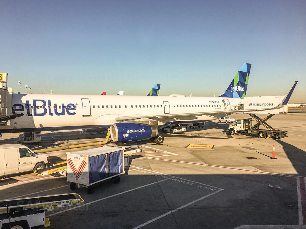 JetBlue a321 JFK