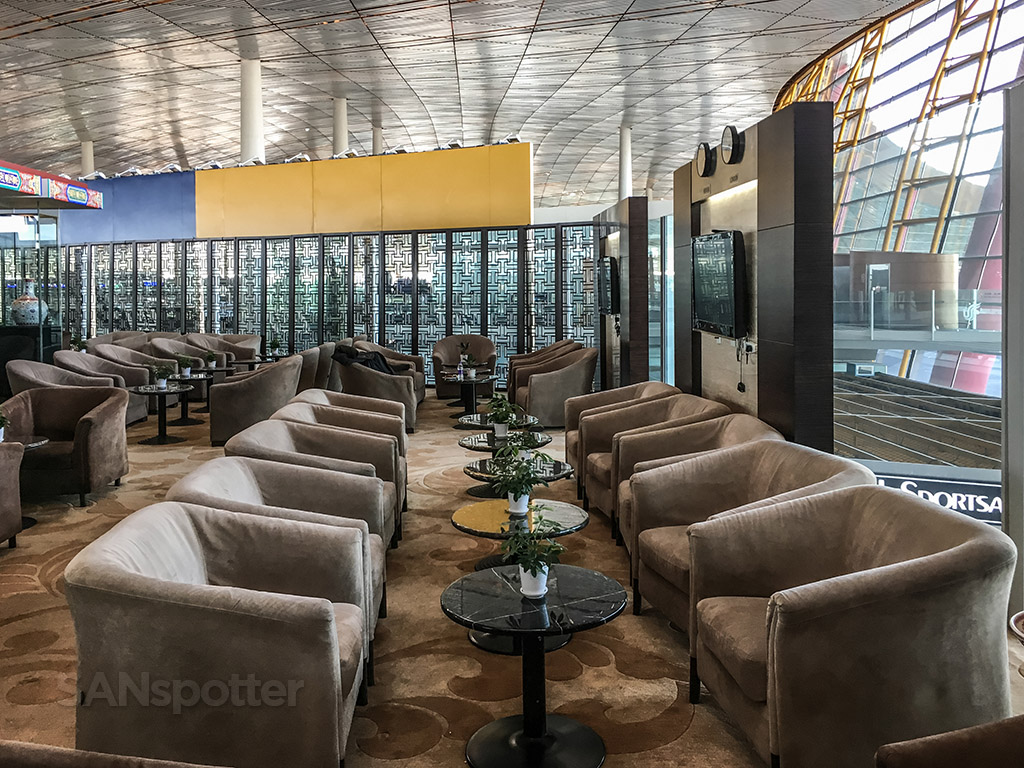 BGS premier lounge Beijing furniture chairs