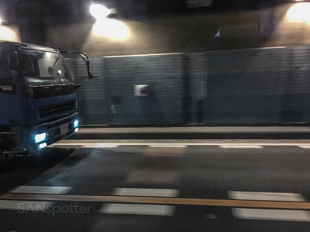 Tokyo Highway tunnel