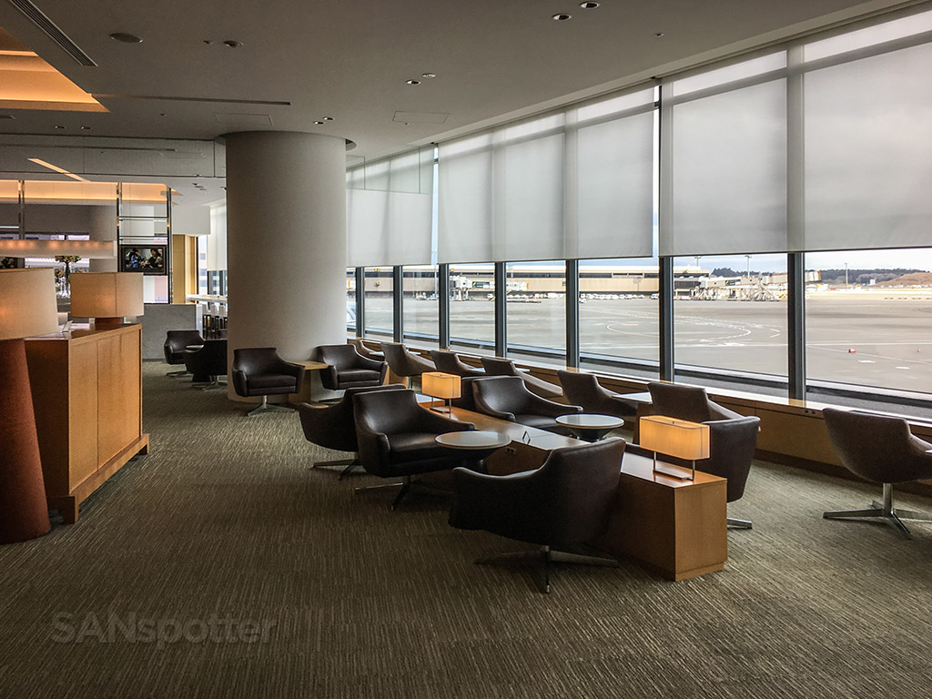 JAL Sakura Lounge Chair