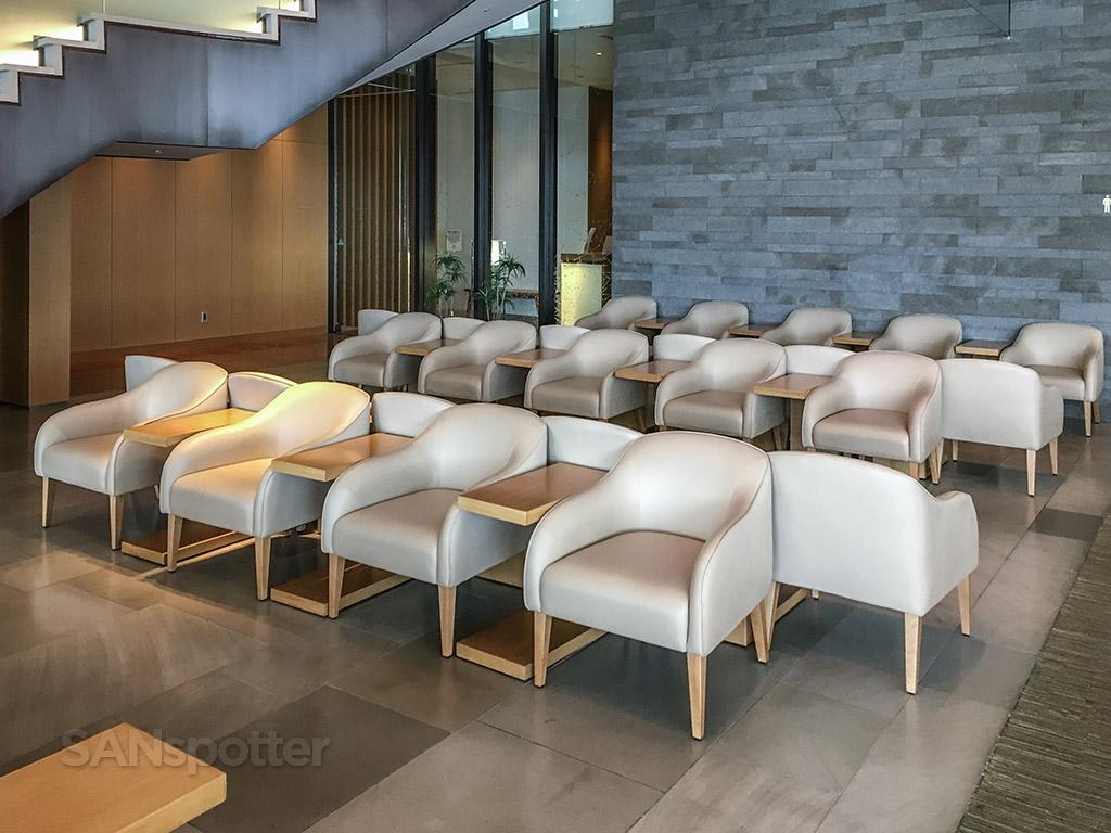 JAL Sakura Lounge Chairs