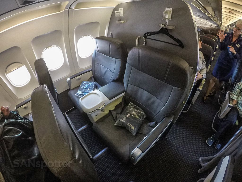 American Airlines airbus first class seats