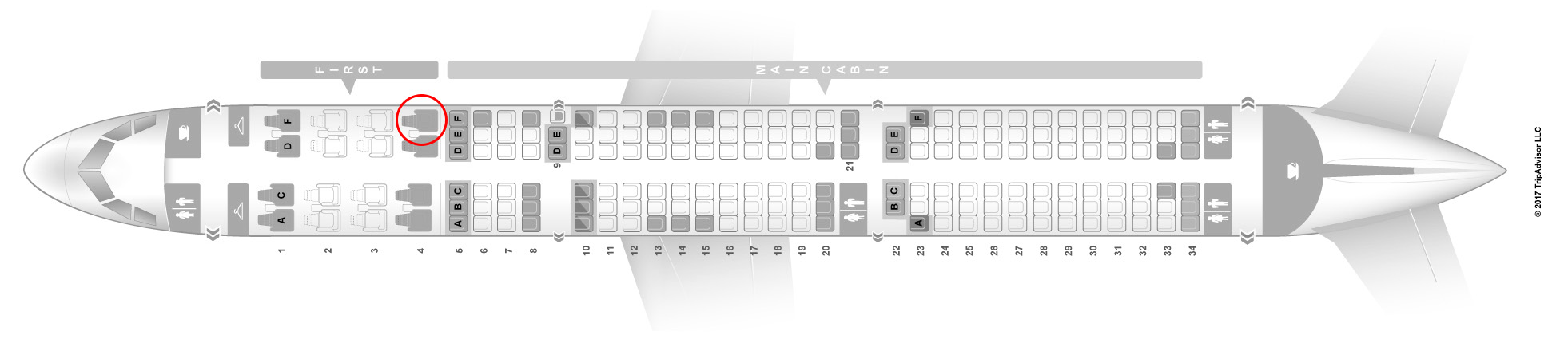 american airlines a321 seat map