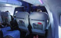 Virgin America a319 first class cabin