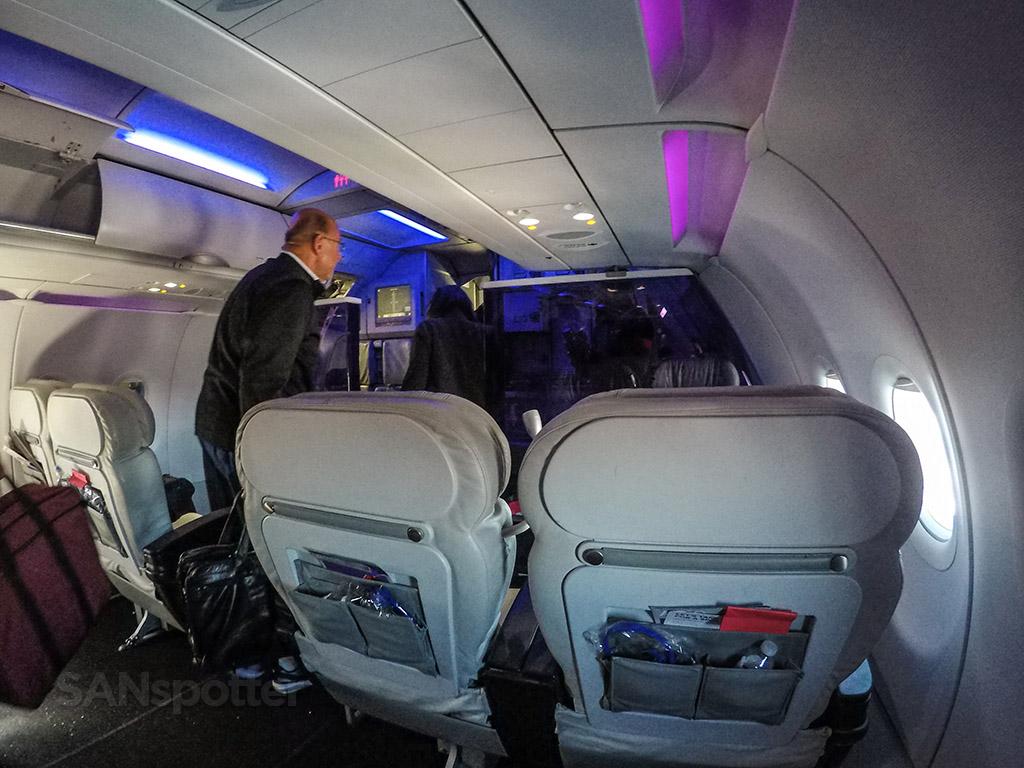 My last flight on Virgin America