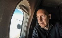 SANspotter selfie American Airlines