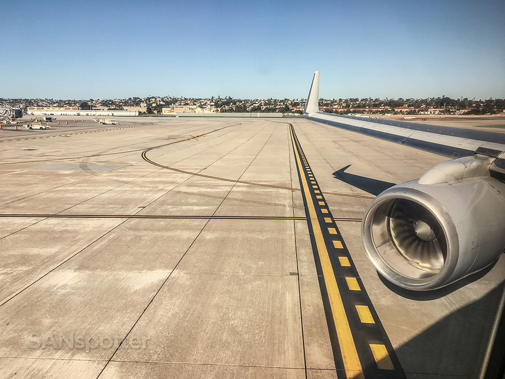 American Airlines 757 San Diego