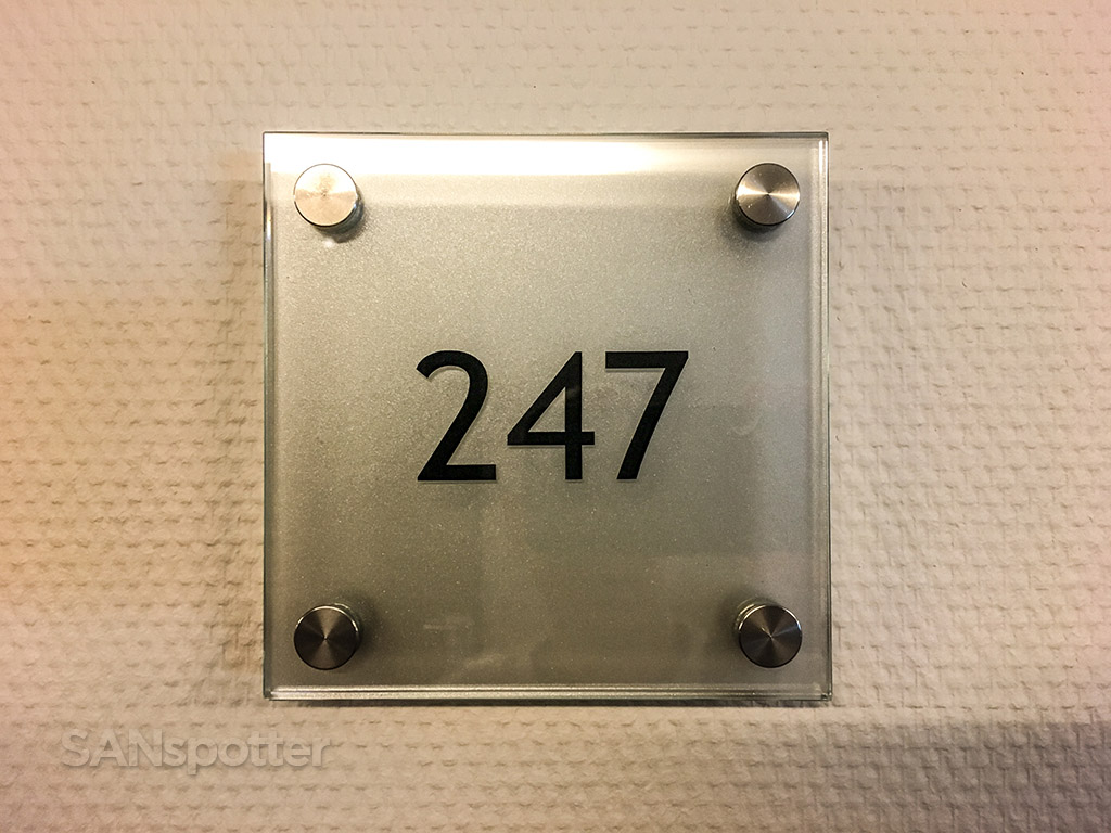 Room 247 four points Sheraton Zürich