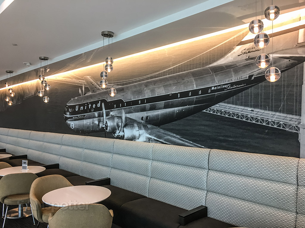 United club San Diego airport review