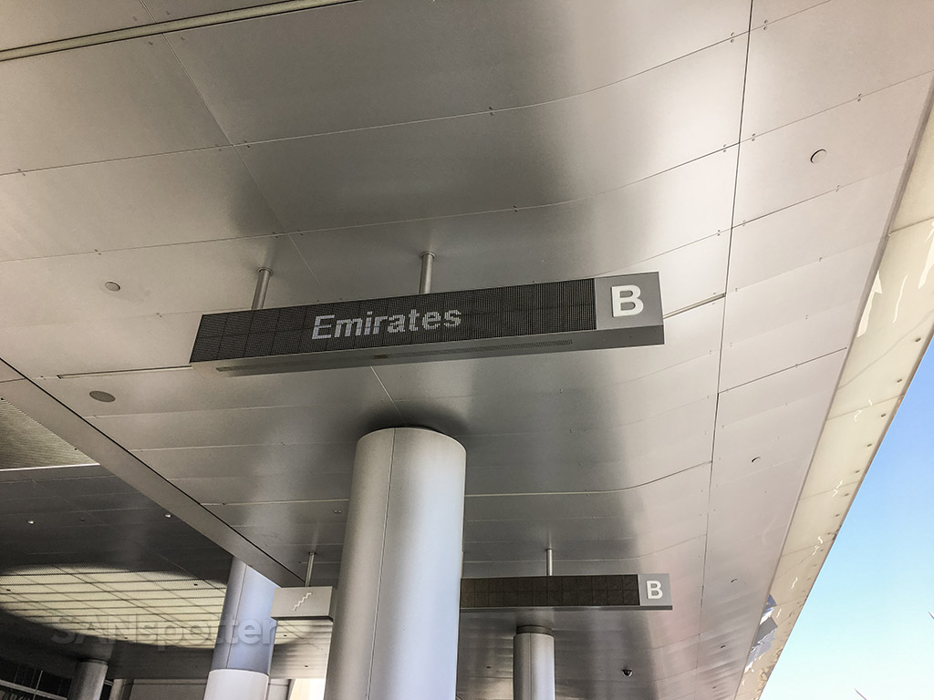 Emirates LAX
