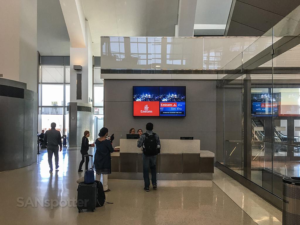 Gate 148 LAX
