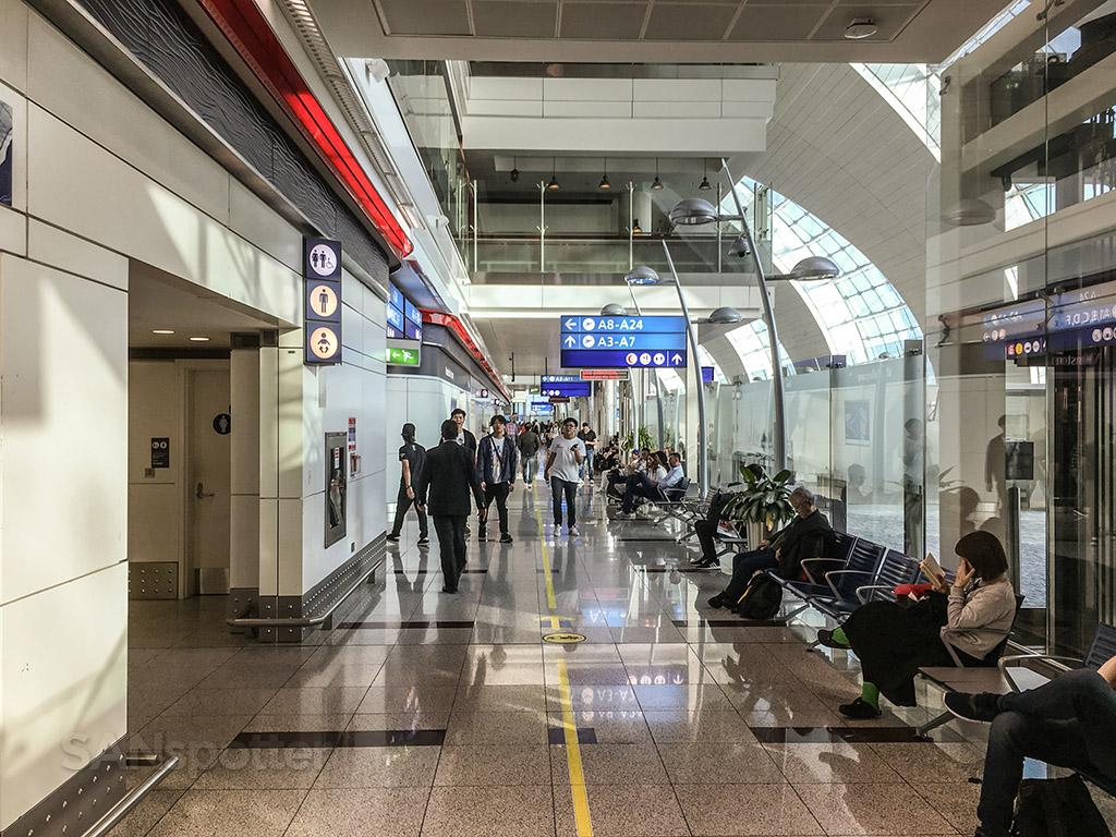 Main terminal DXB