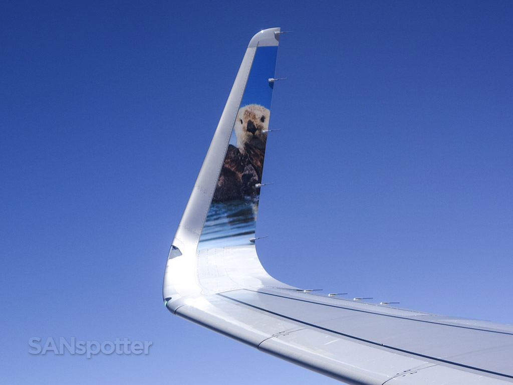 Pike the Otter Frontier Airlines