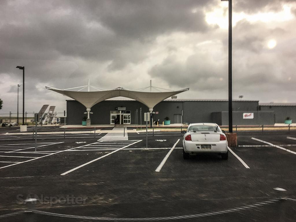 Austin Bergstrom Airport South terminal