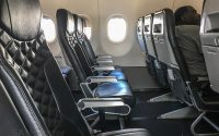 Frontier Airlines A320neo strectch seats
