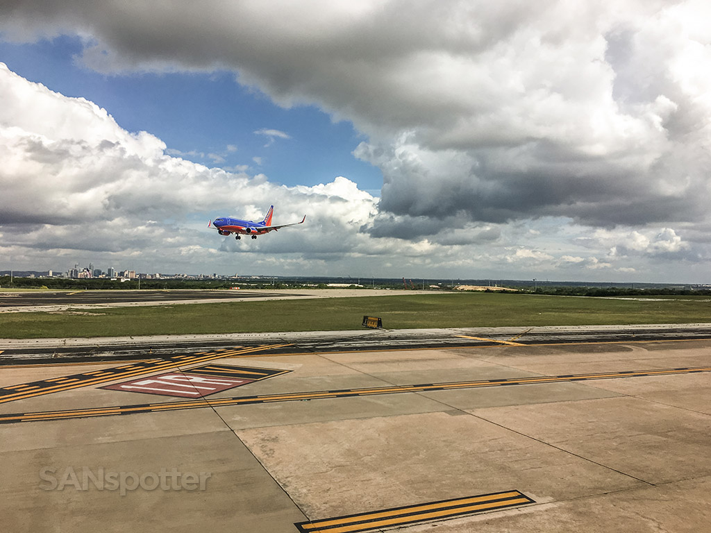 Southwest airlines Austin airport