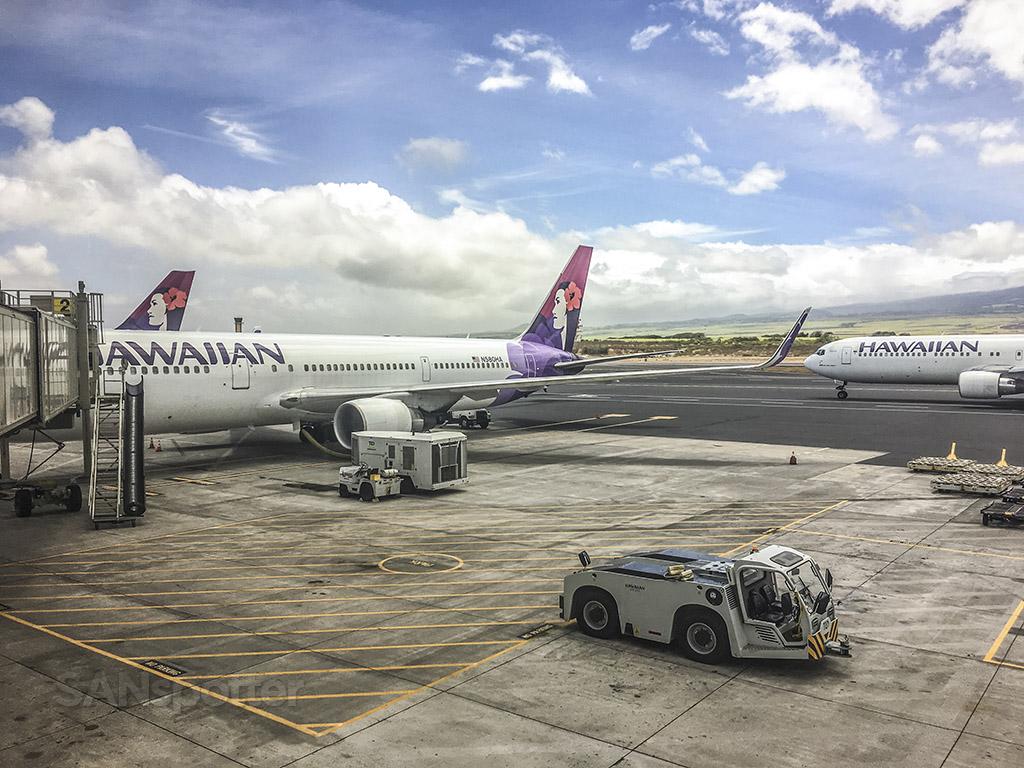 N580HA Hawaiian Airlines 767