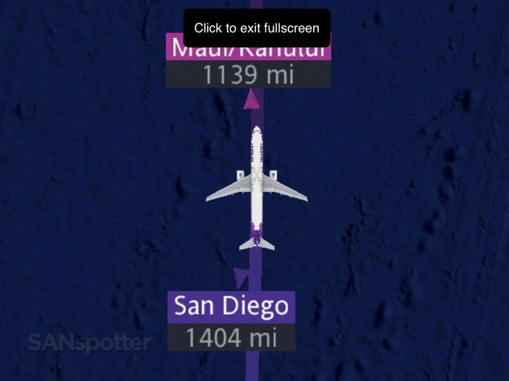 Halfway to Hawaii