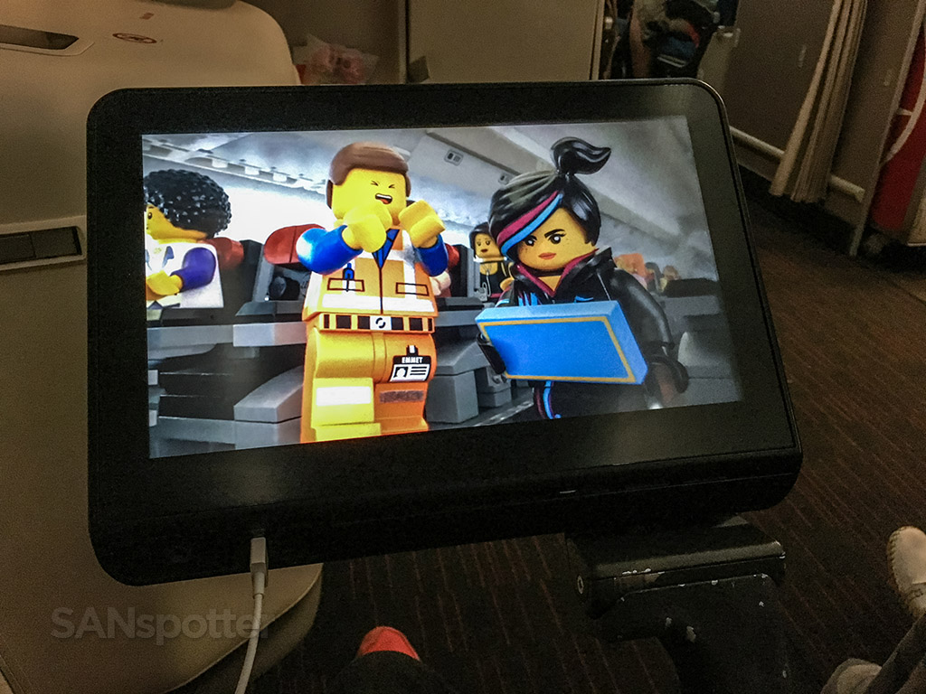 Turkish Airlines Lego safety video