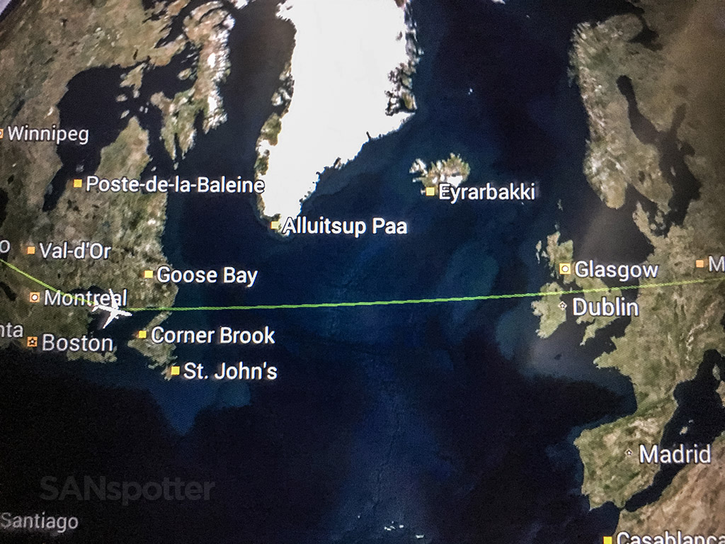 Flying from Chicago to Istanbul