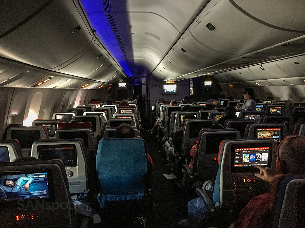 Turkish Airlines Chicago to Istanbul review