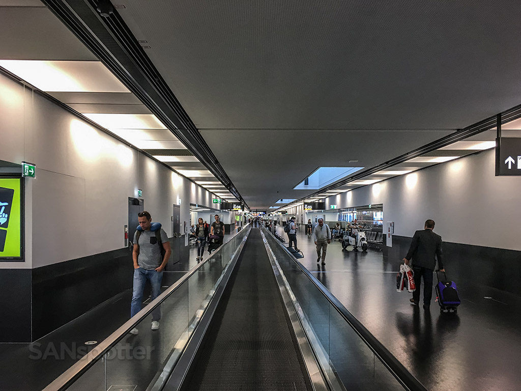 Vienna airport international terminal