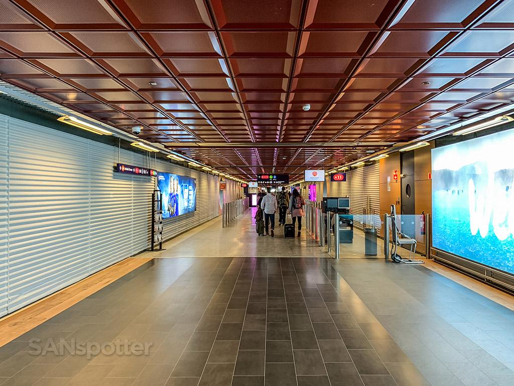 KEF airport terminal