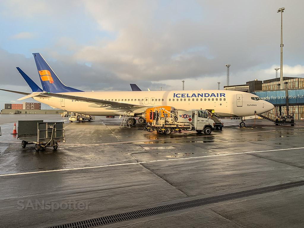 Icelandair 737 max 8