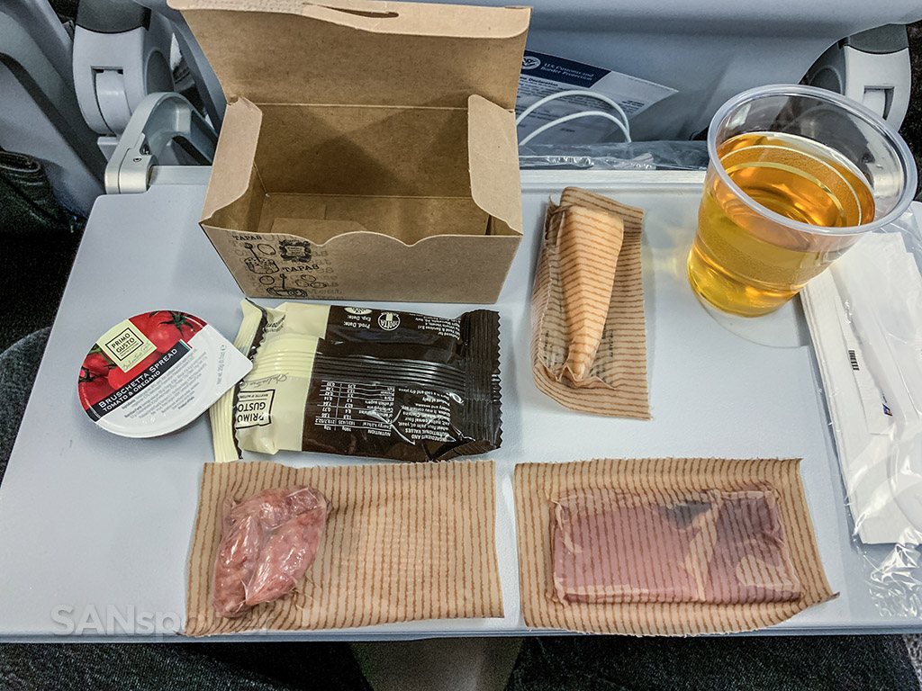 Icelandair economy class meals for purchase