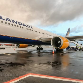 Icelandair 767-300 review