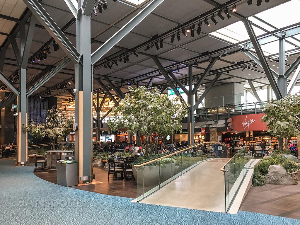YVR airport interior