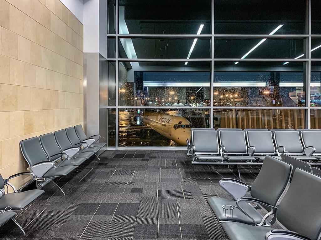 Delta 717-200 san diego airport