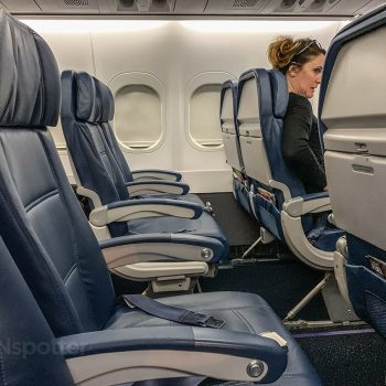 delta air lines 717 economy class seats