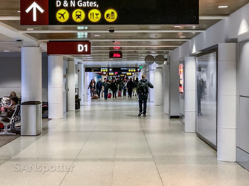 Concourse D SeaTac