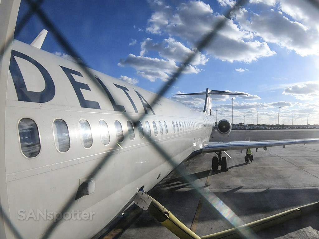 Clean delta MD88