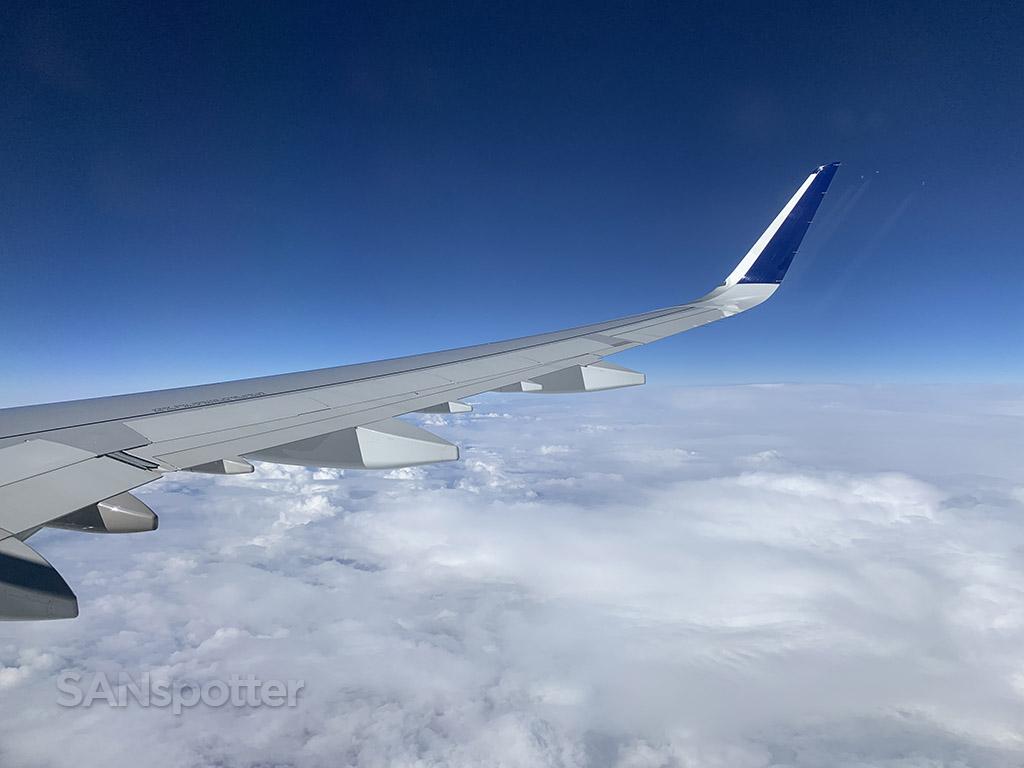 Delta a321 wing