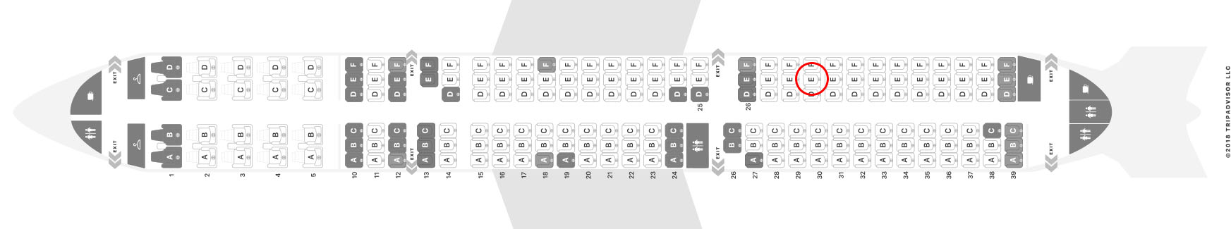 Delta a321 seat map