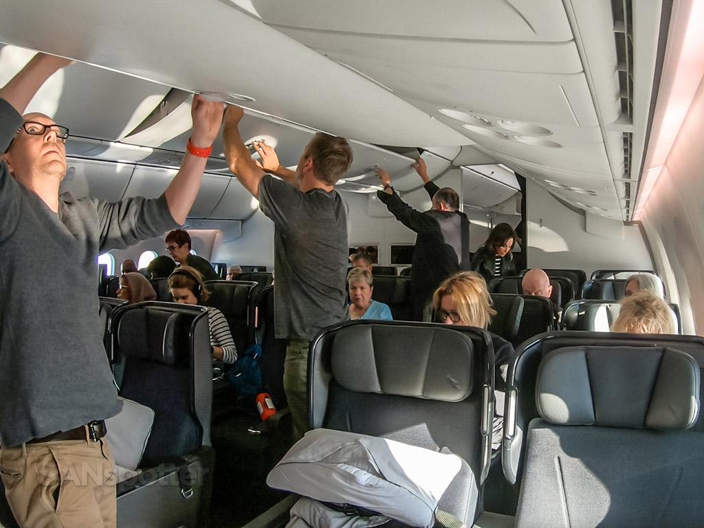 SANspotter selfie Qantas
