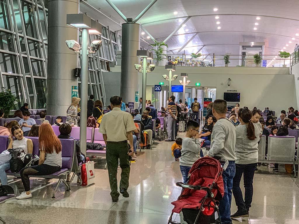 Ho Chi Minh Airport terminal