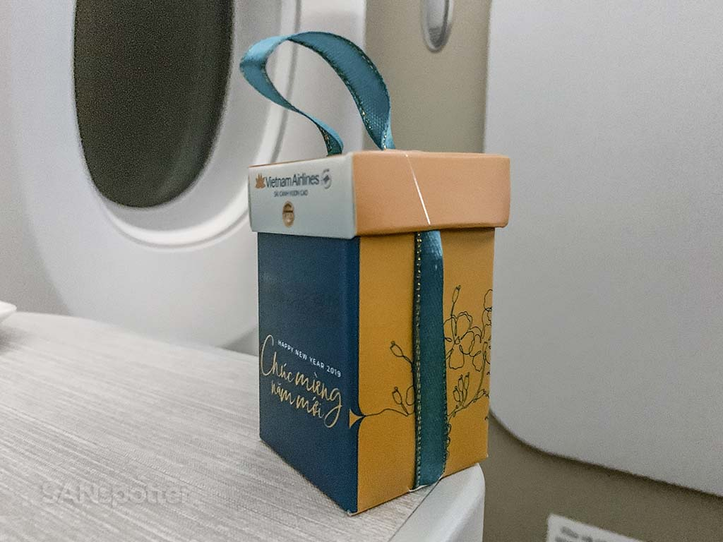 business class chocolates