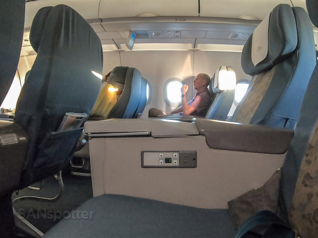 SANspotter selfie Vietnam Airlines a321