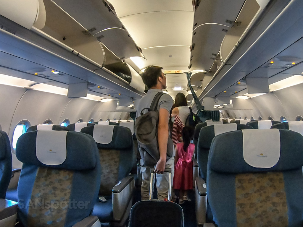 Vietnam Airlines a321 business class