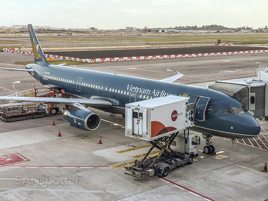 Vietnam Airlines a321 color