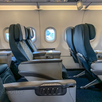 Vietnam Airlines a321 business class seats