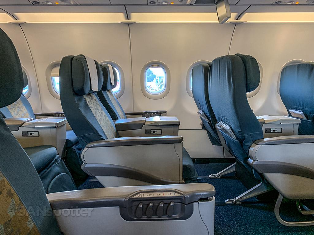 Vietnam Airlines a321 business class seats