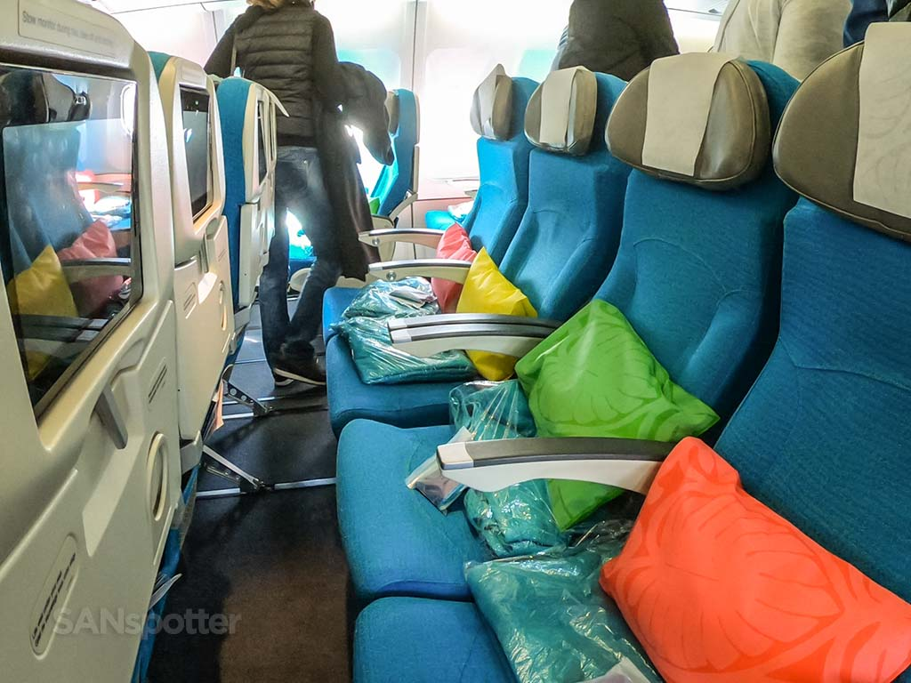 Air Tahiti Nui review